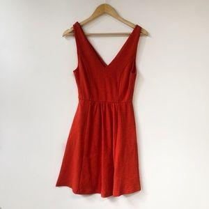 Anthropologie Maeve open Back Dress